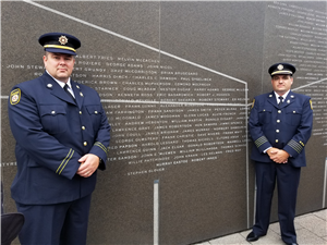 Canadian Fallen Firefighter Memorial 2019-Ottawa